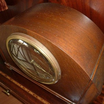 Seth Thomas restored - Art Deco