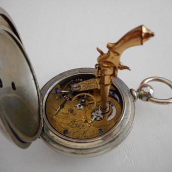 Watches That Need Keys - Pocket Watches