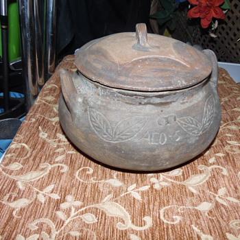 Rare Antique Signed Ouachita Pottery - Pottery