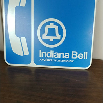 One of my bell signs - Telephones