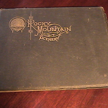 DAV Thrift Store Find! Denver & Rio Grande Railroad Rocky Mountain - Books