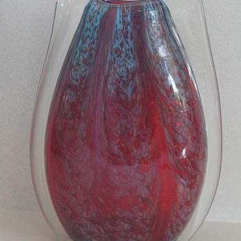 An unusual Sasaki - Art Glass