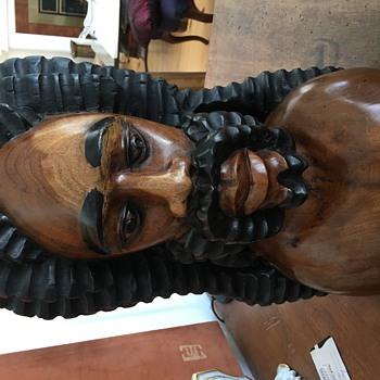 Bob Marley?? - Folk Art