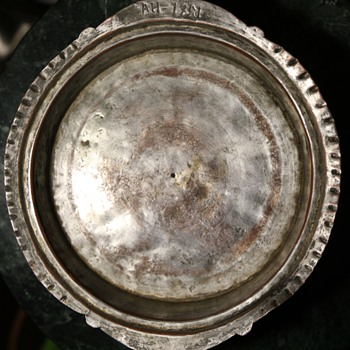 Indian Copper/Pewter Ware? - Asian