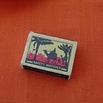 USSR matchbox - Tobacciana