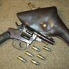 Italian Model 1889 Ordinance Revolver