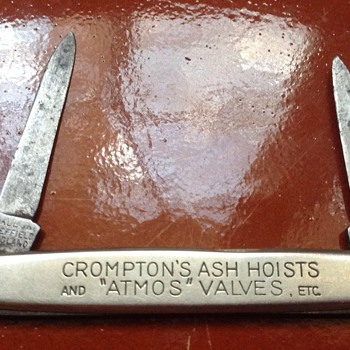 Vintage Harrison brothers and Howson pocket knife - Tools and Hardware