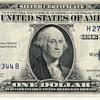 U.S. Silver Certificate -- $1, 1935