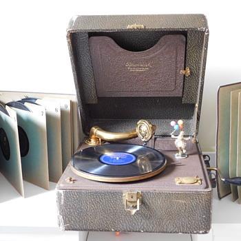 1920s Brunswick Panatrope - Electronics