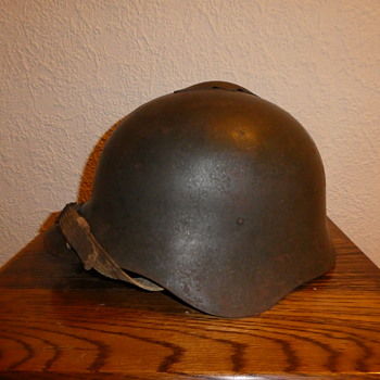 SSh-36 helmet - Military and Wartime