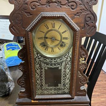 Ansonia clock identification - Clocks