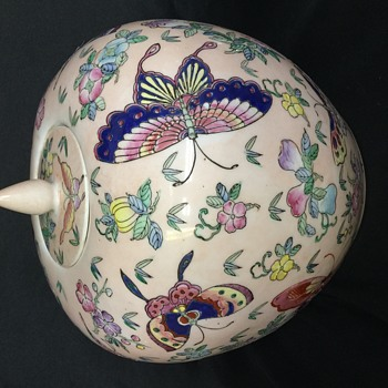 Qing Dynasty Ginger Jar Looks old but how can you tell ? 18th Century - Pottery