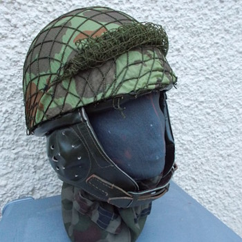 wz 63 helmet  - Military and Wartime