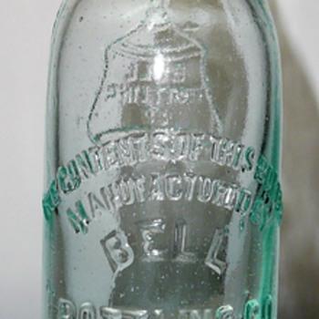 Bell Bottling Co / St. Louis, Missouri - Bottles