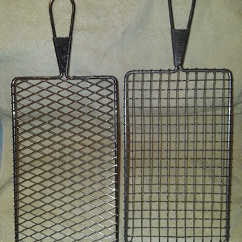 two ACME SAFETY GRATERS - Kitchen