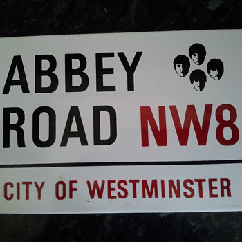 London Street Signs - Signs