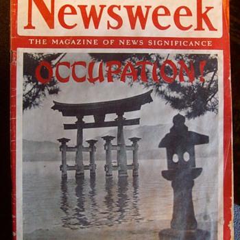 Newsweek-September 3rd 1945   - Books