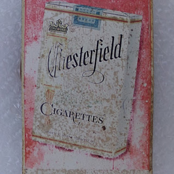 Chesterfield Sign  - Advertising