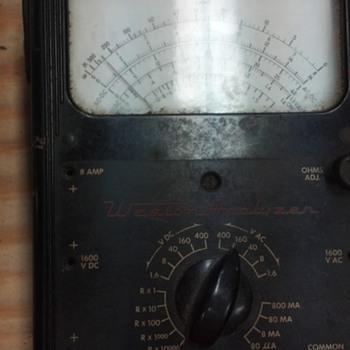 Weston Analyzer Model 980 - Tools and Hardware