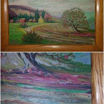 Helen Gundlach Painting