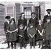 My Maternal Grandmother & her family circa 1923