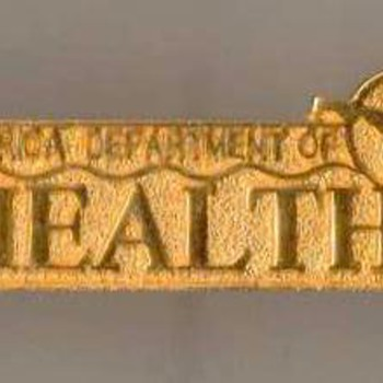Florida Dept. of Health - Employee Pin - Medals Pins and Badges