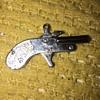 Tiny vintage cap Derringer