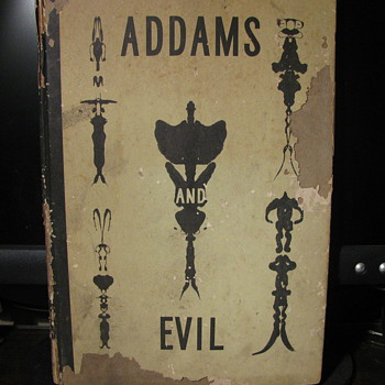 ADDAMS AND EVIL -- A BOOK OF NEW YORKER CARTOONS - Books
