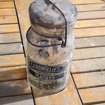 mystery jar - Bottles