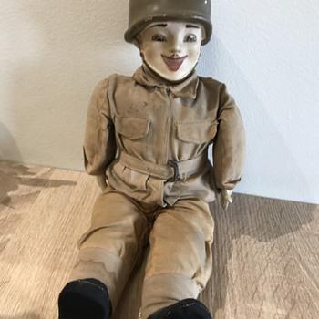 WWII dolls - Dolls