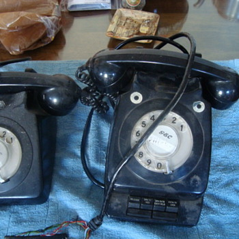 perfect working order - Telephones