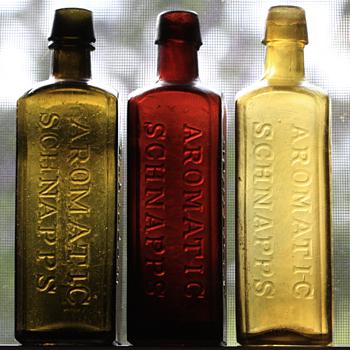 ~~~~Schnapps Bottles~~~~ - Bottles