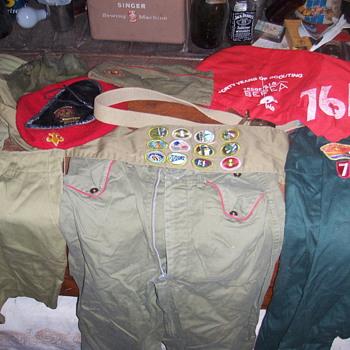 BOY SCOUT  STUFF - Mens Clothing