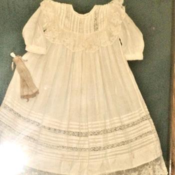 Grandmothers doll circa 1906 - Dolls