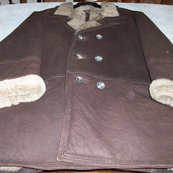 My Favorite Shearling Leather Jacket