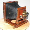 "Camera Construction Co., The. |""Falcon"" Field Camera 