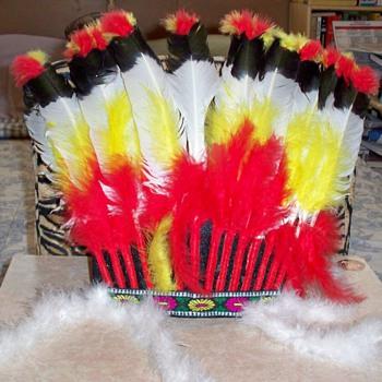 Indian Headwear