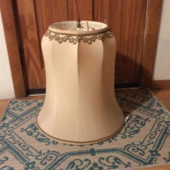 Please help identify my mystery lamp - Lamps