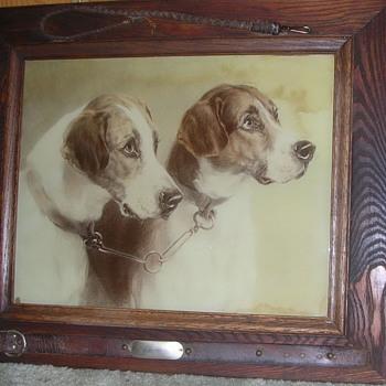 Dogs-Print - Animals