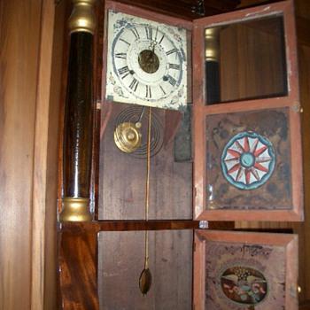 Old Wall Clock - Clocks