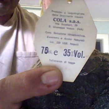 Import Vintage Cola Sambuca