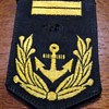 This is my Dad's Navy Patch