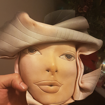 Rare vintage masks - Fine Art
