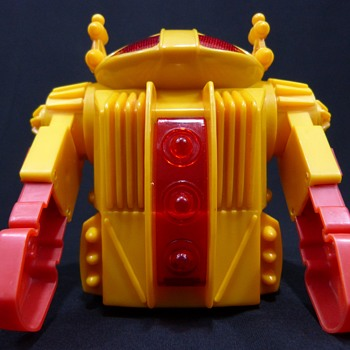 Acrobat Robot ~ Battery-Operated - Toys