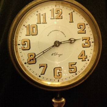 Vintage Bailey Banks & Biddle pocket watch - Pocket Watches