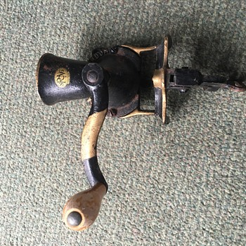 Spong & Co spice / coffee grinder very rare #0