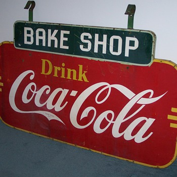 Favorite Coke Sign - Coca-Cola