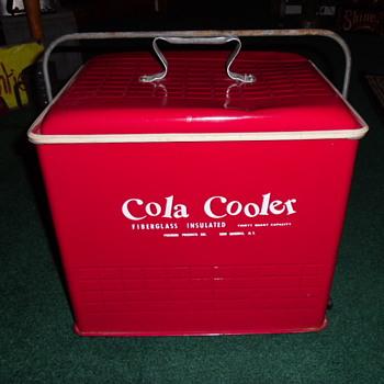 ~~~Cola Cooler~~~
