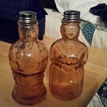 Salt & Pepper shakers - Kitchen