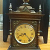 Rare mantell clock